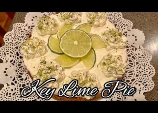 yt 237921 DELICIOUS KEY LIME PIE BAKED IN THE NINJA FOODI 322x230 - DELICIOUS KEY LIME PIE *BAKED IN THE NINJA FOODI