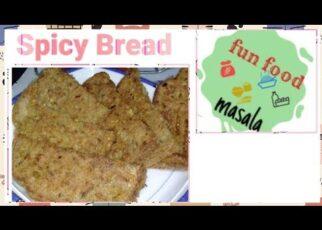 yt 238067 Spicy Bread Breakfast Recipe Eazy Cook Presented by Fun Food Masala 322x230 - Spicy Bread / Breakfast Recipe / Eazy Cook Presented by Fun Food Masala