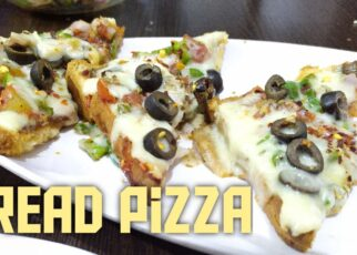 yt 238083 Bread pizza Easy bread pizza cook with naseem 322x230 - Bread pizza | Easy bread pizza | cook with naseem