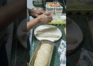 yt 238111 MY MOM PREPPING HOMEMADE BREAD TO BAKE  322x230 - MY MOM PREPPING HOMEMADE BREAD TO BAKE 🥖🍞