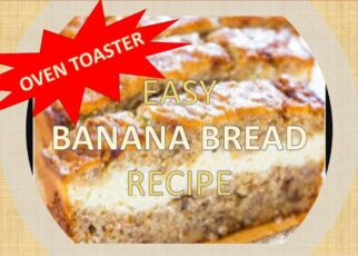 yt 238127 Banana Bread Easy Bake Recipe Using Oven Toaster optional Cream Cheese filling NO oven required 322x230 - Banana Bread Easy Bake Recipe Using Oven Toaster (optional Cream Cheese filling) *NO oven required*