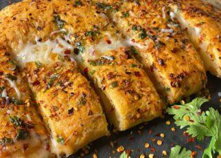 yt 238139 Garlic Cheese Bread Kids Food Menu Easy Bake Recipe 322x230 - Garlic Cheese Bread | Kids Food Menu | Easy Bake Recipe