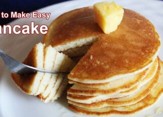 yt 238169 How to Make Pancake Fluffiest Pancake without Oven 322x230 - How to Make Pancake | Fluffiest Pancake without Oven