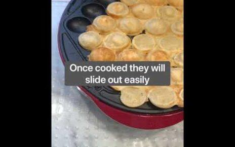 yt 238228 How do I make Bubble Waffles 464x290 - How do I  make Bubble Waffles