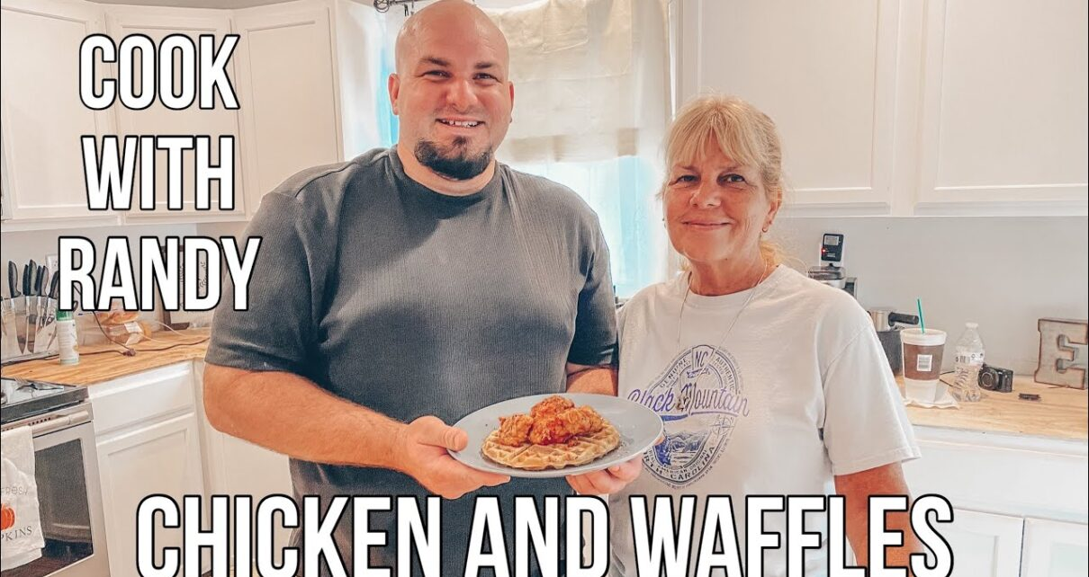 yt 238236 HOW TO MAKE THE BEST CHICKEN AND WAFFLES Cook With Randy 1210x642 - HOW TO MAKE THE BEST CHICKEN AND WAFFLES | Cook With Randy