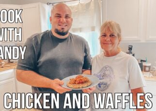 yt 238236 HOW TO MAKE THE BEST CHICKEN AND WAFFLES Cook With Randy 322x230 - HOW TO MAKE THE BEST CHICKEN AND WAFFLES   Cook With Randy