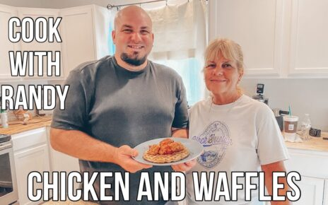 yt 238236 HOW TO MAKE THE BEST CHICKEN AND WAFFLES Cook With Randy 464x290 - HOW TO MAKE THE BEST CHICKEN AND WAFFLES   Cook With Randy