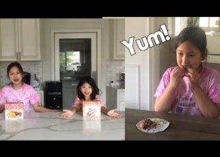 yt 238244 Making kracie candy kits How to make Tonoshi waffles and donuts Agnes and Anna 322x230 - Making kracie candy kits!!! How to make Tonoshi waffles and donuts!!! Agnes and Anna