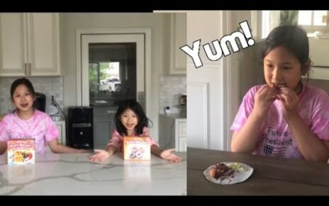 yt 238244 Making kracie candy kits How to make Tonoshi waffles and donuts Agnes and Anna 464x290 - Making kracie candy kits!!! How to make Tonoshi waffles and donuts!!! Agnes and Anna