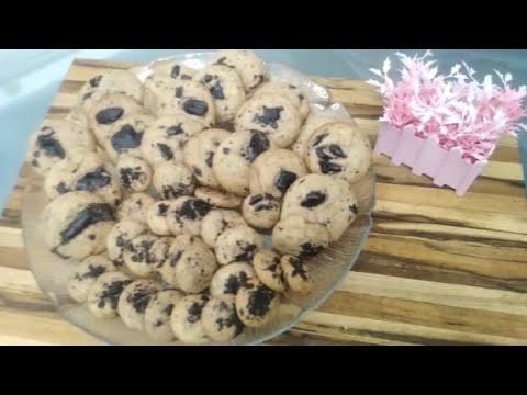 yt 238268 How To Make Perfect Chocolate Chip Cookies  - How To Make Perfect Chocolate Chip Cookies🍪🍪🍪 كيفية صنع بسكويت رقائق الشوكولاتة 🍪🍪🍪
