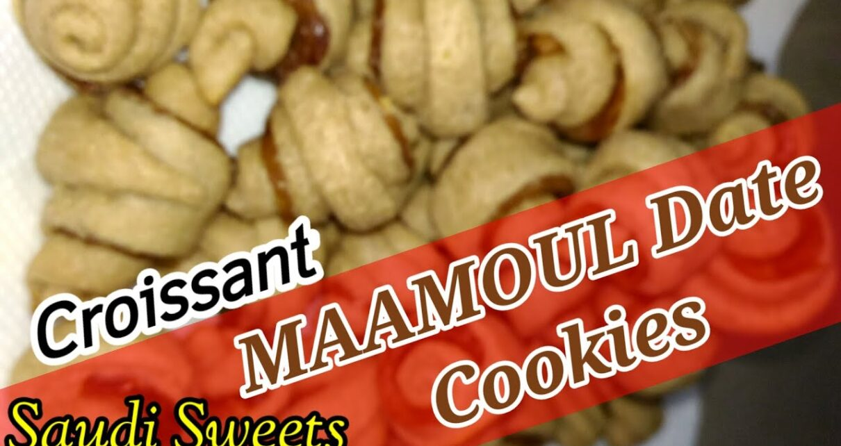 yt 238272 HOW TO MAKE CROISSANTS MAAMOUL DATE COOKIES 1210x642 - HOW TO MAKE CROISSANTS MAAMOUL DATE COOKIES