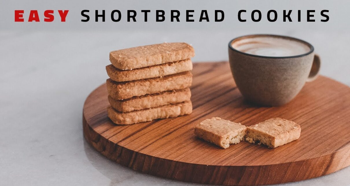 yt 238280 How to Make Classic Shortbread Cookies ASMR 1210x642 - How to Make Classic Shortbread Cookies [ASMR]
