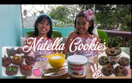 yt 238293 Super Easy Nutella Cookies Kids Can Make Mary and Mizzy Adventures 464x290 - Super Easy Nutella Cookies Kids Can Make [ Mary and Mizzy Adventures ]