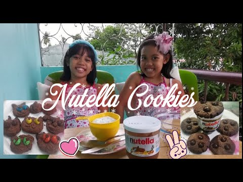 yt 238293 Super Easy Nutella Cookies Kids Can Make Mary and Mizzy Adventures - Super Easy Nutella Cookies Kids Can Make [ Mary and Mizzy Adventures ]