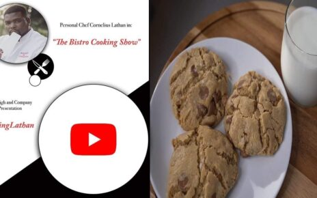 yt 238305 How To Make Easy Ooey Gooey Mocha Toffee Chocolate Chip Cookies MUKBANG AT THE END 464x290 - How To Make Easy Ooey Gooey Mocha Toffee Chocolate Chip Cookies (MUKBANG AT THE END)