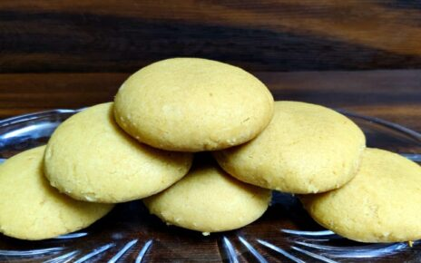 yt 238328 Cookies recipe without ovenNankhataiWheat flour cookiesOnly 4 IngredientsNankhatai without oven 464x290 - Cookies recipe without oven Nankhatai Wheat flour cookies Only 4 Ingredients Nankhatai without oven