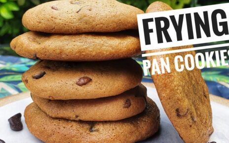yt 238336 Frying Pan Cookies No Bake Cookies Chocolate chip Cookies Without Oven Rebkas Kitchen 464x290 - Frying Pan Cookies   No Bake Cookies   Chocolate chip Cookies Without Oven - Rebka's Kitchen