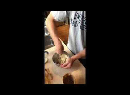 yt 238348 Cooking with Mr. Leckrone No Bake Cookies 420x307 - Cooking with Mr. Leckrone -- No Bake Cookies