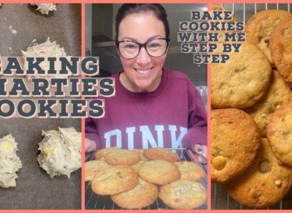 yt 238352 HOW TO BAKE SMARTIES COOKIES BAKE COOKIES WITH ME STEP BY STEP 420x307 - HOW TO BAKE SMARTIES COOKIES ~ BAKE COOKIES WITH ME STEP BY STEP