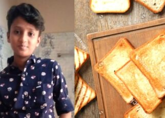 yt 238356 Bread Toast How To Make Bread Toast In Pan Dhiyas Kitchen Contest Special Video By Navaneeth 322x230 - Bread Toast || How To Make Bread Toast In Pan || Dhiya's Kitchen Contest Special Video By Navaneeth