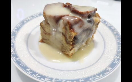 yt 238400 HOW TO COOK BREAD PUDDING 464x290 - HOW TO COOK BREAD PUDDING