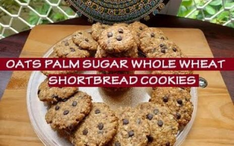 yt 238441 Oats Palm Sugar Whole Wheat short bread Cookies Eggless No Baking powder and soda 464x290 - Oats Palm Sugar Whole Wheat short bread Cookies 😋😋 (Eggless) No Baking powder and soda