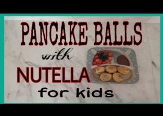 yt 238518 HOW TO MAKE PANCAKE BALLS WITH NUTELLA FOR KIDS 322x230 - HOW TO MAKE PANCAKE BALLS WITH NUTELLA FOR KIDS