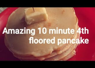 yt 238526 How To Make Delicious Pancakes In 10 mins Easy Recipe 322x230 - How To Make Delicious Pancakes🤩🤩🤩-In 10 mins-Easy Recipe
