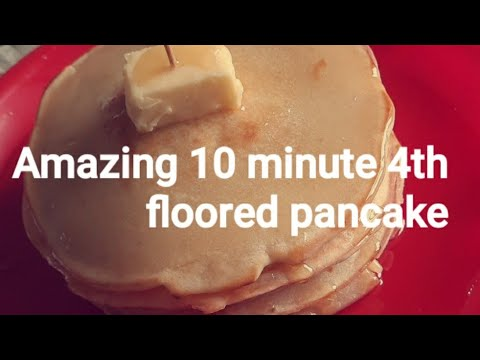 yt 238526 How To Make Delicious Pancakes In 10 mins Easy Recipe - How To Make Delicious Pancakes🤩🤩🤩-In 10 mins-Easy Recipe