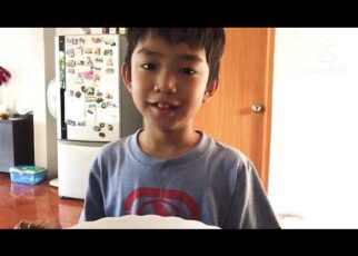 yt 238530 Cooking with Arkin How to cook Pancakes 322x230 - Cooking with Arkin- How to cook Pancakes