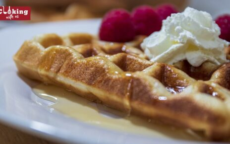 yt 238542 Lets make homemade waffles step by step 464x290 - Let's make homemade waffles - step by step!