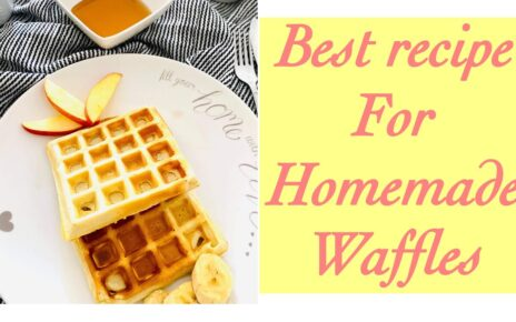 yt 238567 How to make the Best Waffles At home No baking powder 5 ingredients 464x290 - How to make the Best Waffles At home  | No baking powder | 5 ingredients |