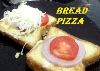 yt 238760 how to make bread pizza bread recipe 322x230 - how to make bread pizza / bread recipe