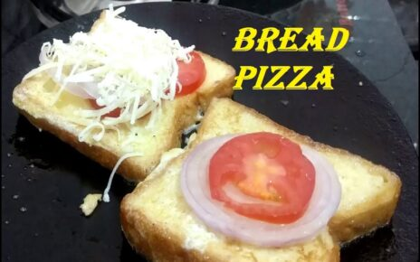 yt 238760 how to make bread pizza bread recipe 464x290 - how to make bread pizza / bread recipe