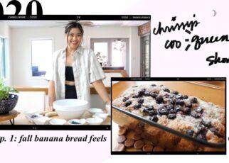 yt 238820 baking vegan banana bread while reacting to ur love lives Love Christianne.  322x230 - baking vegan banana bread while reacting to ur love lives |  Love, Christianne. ☆