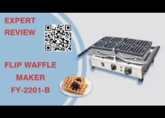 yt 238935 Perfect flip Waffle Maker How To Make Perfect Waffles 322x230 - Perfect flip Waffle Maker How To Make Perfect Waffles