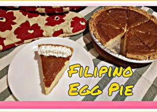 yt 238964 BAKE WITH ME EASY FILIPINO STYLE EGG PIE FATIMA TRASK 322x230 - BAKE WITH ME |EASY FILIPINO-STYLE EGG PIE |FATIMA TRASK