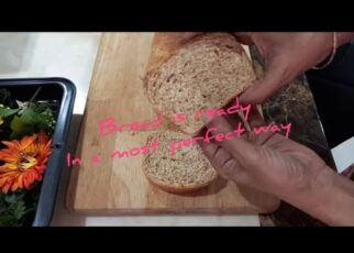 yt 239119 Easy Simple Whole Wheat Bread Recipe from Jenny Can Cook by Spice Cooking Kitchen 322x230 - Easy Simple Whole Wheat Bread Recipe from Jenny Can Cook by Spice Cooking Kitchen