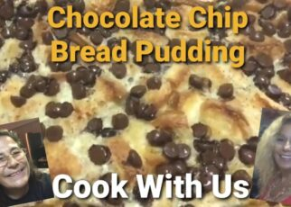 yt 239127 AMAZING CHOCOLATE CHIP BREAD PUDDINGCOME COOK WITH US  322x230 - AMAZING CHOCOLATE 🍫 CHIP BREAD PUDDING/COME COOK WITH US 👩‍🍳