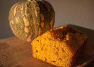 yt 239163 Pumpkin Bread Loaf Plumcake alla Zucca Bake With Luca 322x230 - Pumpkin Bread Loaf | Plumcake alla Zucca | Bake With Luca
