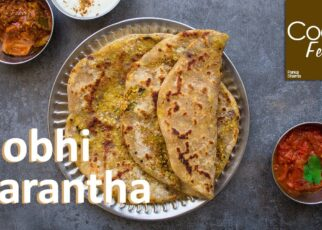 yt 239445 Indian Bread Recipe Gobhi Parantha Cookn feel 322x230 - Indian Bread Recipe Gobhi Parantha ₪ Cook'n feel