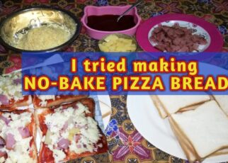 yt 239473 I Tried Making No Bake Pizza Bread Pan Pizza Bread Mariannes Home Cooking 322x230 - I Tried Making No-Bake Pizza Bread | Pan Pizza Bread | Marianne's Home Cooking