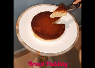 yt 239501 Bread Pudding No Bake Dessert All At home Ingredients Easy Quick Recipe 6 Ingredients Only 322x230 - Bread Pudding | No-Bake Dessert | All At-home Ingredients | Easy & Quick Recipe | 6 Ingredients Only