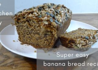 yt 239505 SEEDED BANANA BREAD RECIPE SUPER EASY BAKE WITH ME GLUTEN FREE 322x230 - SEEDED BANANA BREAD RECIPE | SUPER EASY BAKE WITH ME | GLUTEN FREE