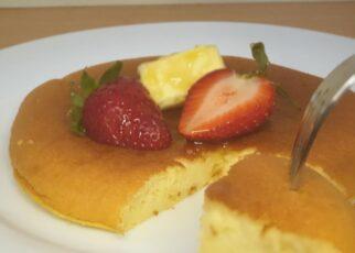 yt 239541 Fluffy Pancake Recipe How to make Pancakes 322x230 - Fluffy Pancake Recipe | How to make Pancakes