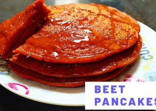 yt 239562 Beetroot Pancakes how to make pancakes using Beetroot Home cooking easy 322x230 - Beetroot Pancakes / how to make pancakes using Beetroot /Home cooking easy