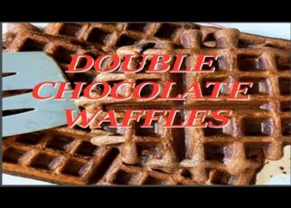 yt 239581 HOW TO MAKE BEST CHOCOLATE WAFFLESMY BREAKFAST MEAL 322x230 - HOW TO MAKE BEST CHOCOLATE WAFFLES]MY BREAKFAST MEAL
