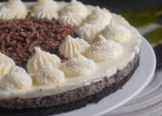 yt 239618 Oreo Pie Recipe No Bake Oreo Crust Pie No Cream Cheese 322x230 - Oreo Pie Recipe No Bake - Oreo Crust Pie No Cream Cheese