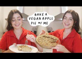 yt 239622 stress baking a vegan apple pie while answering your questions 322x230 - stress-baking a vegan apple pie while answering your questions