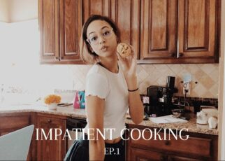 yt 239696 IMPATIENT COOKING EP.1 chocolate chip cookies 322x230 - IMPATIENT COOKING EP.1   chocolate chip cookies